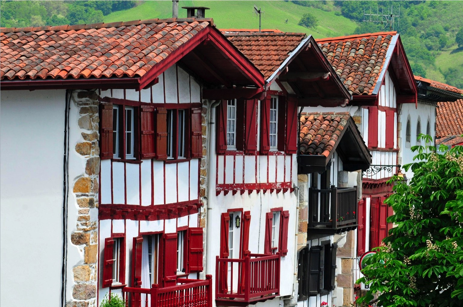 Visite guidées du Pays Basque Sare