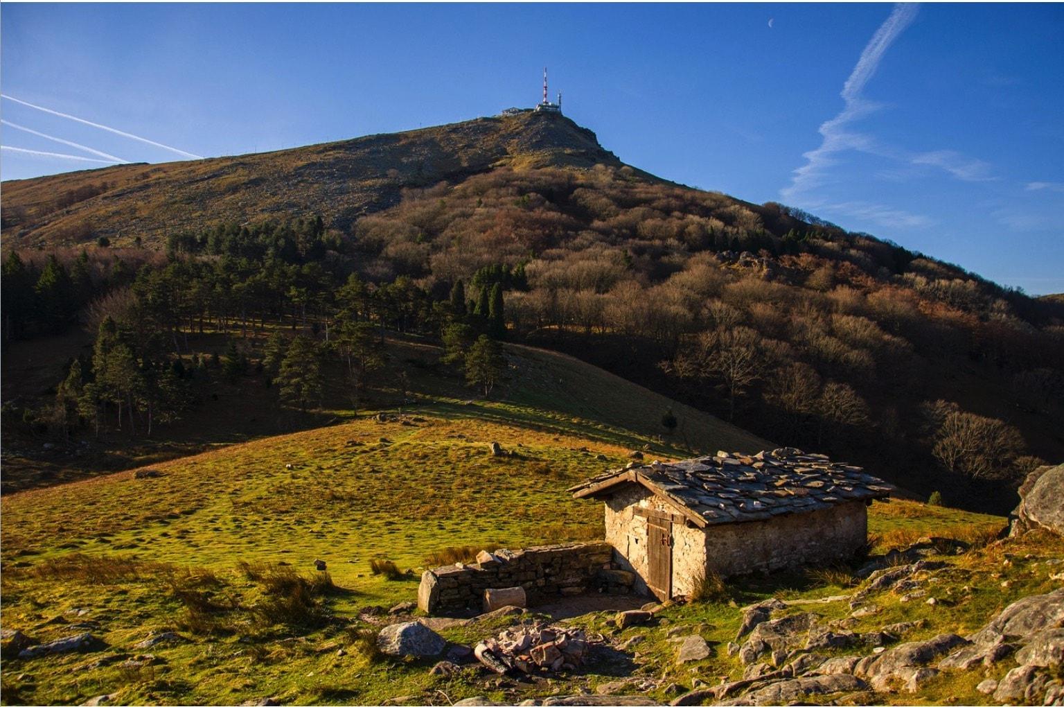 Visite guidées du Pays Basque La Rhune
