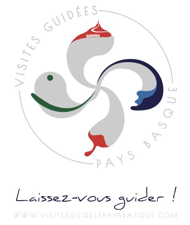 Logo Visite Guidée Pays Basque